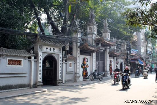 Cầu duyên cực kỳ linh nghiệm ở chùa Hà