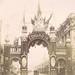 Edward VII Coronation Arch, Princes Bridge, 1901