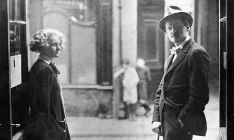 Sylvia Beach e James Joyce