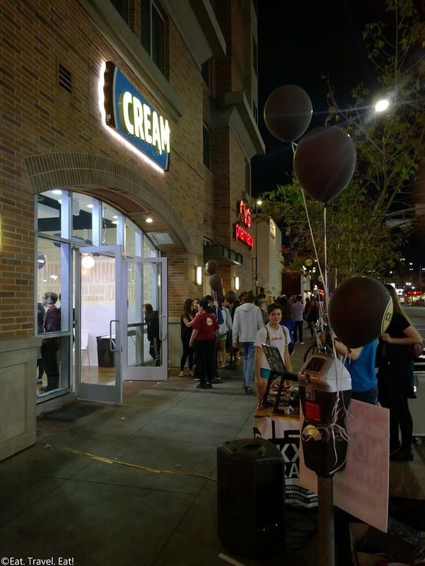 Cream (University Gateway, University of Southern California)- Los Angeles (University Park), CA: Grand Opening Lines