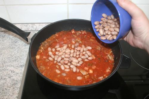45 - Borlotti-Bohnen addieren / Add Borlotti beans