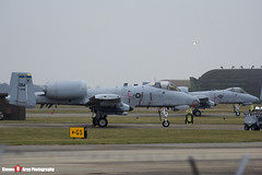 82-0648 DM - A10-0696 - USAF - Fairchild A-10C Thunderbolt II - Lakenheath, Suffolk - 150319 - Steven Gray - IMG_5536
