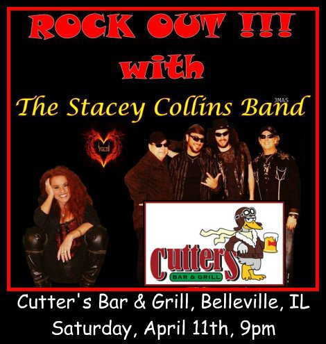 Stacey Collins Band 4-11-15