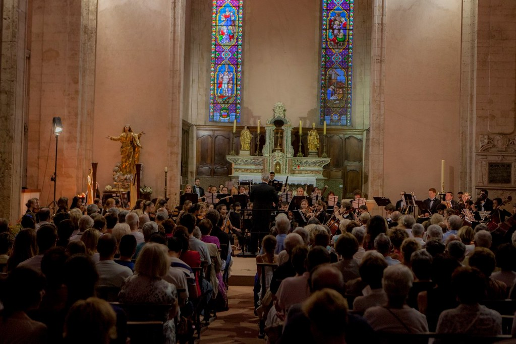 Denver Young Artists Orchestra 2014 Tour of Italy, France and Spain
