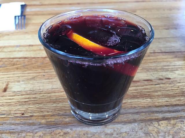 Sangria - Balompie Cafe #3