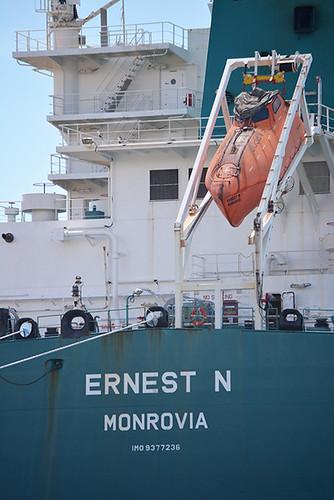 Ernest N stern