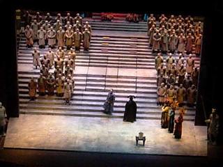 """Turandot"" by Giacomo Puccini - Royal San Carlo Theatre in Naples"