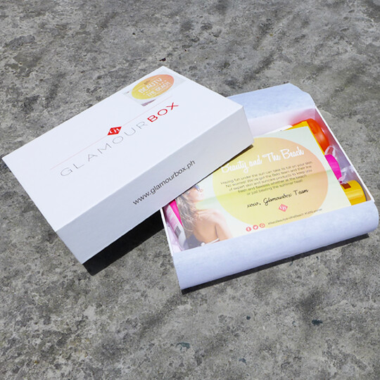 belo special edition glamourbox