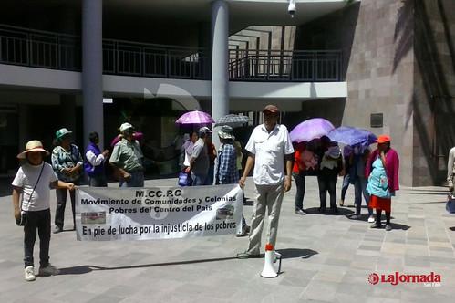 """Vecinos de """"San Juanicos"""", Peñasquito y más colonias marginadas exigen servicios"""