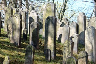 HANNOVER - OLD JEWISH CEMETERY