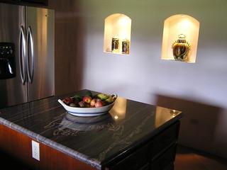 San Miguel - kitchen and guest suite 004