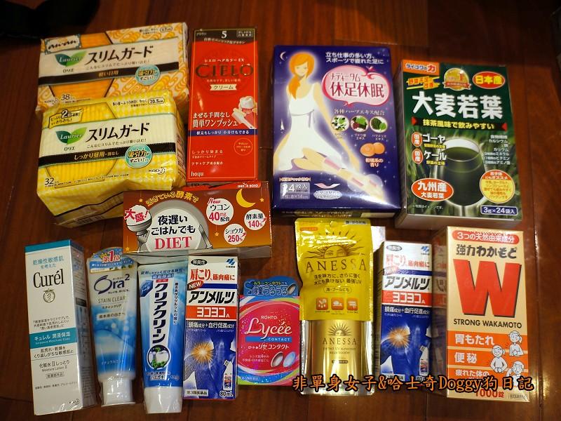 日本東京自由行藥妝電器用品必買推薦05