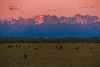 Ending the day in the San Luis Valley