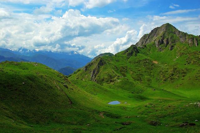 Plateau de Girantès (Ariège)