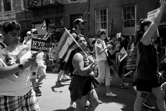 Photographer:ZenaBoyd SmoochesII!@NYCPride2016