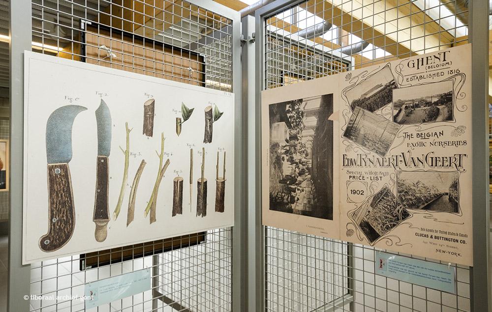 Tentoonstelling Gent, Vier eeuwen in bloei