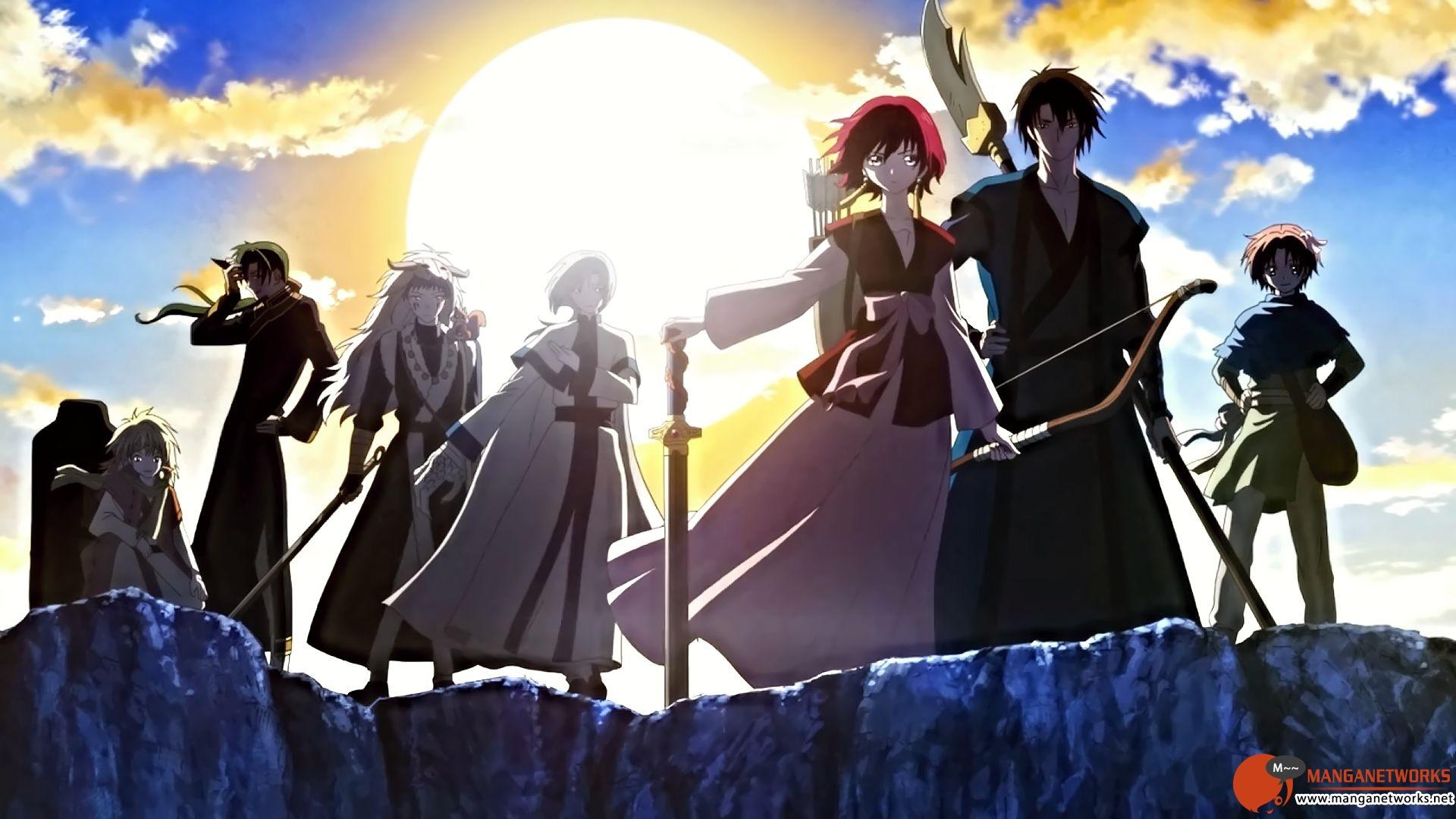 Tin Buồn : Cơ hội có Season 2 của Akatsuki no Yona đang giảm xuống