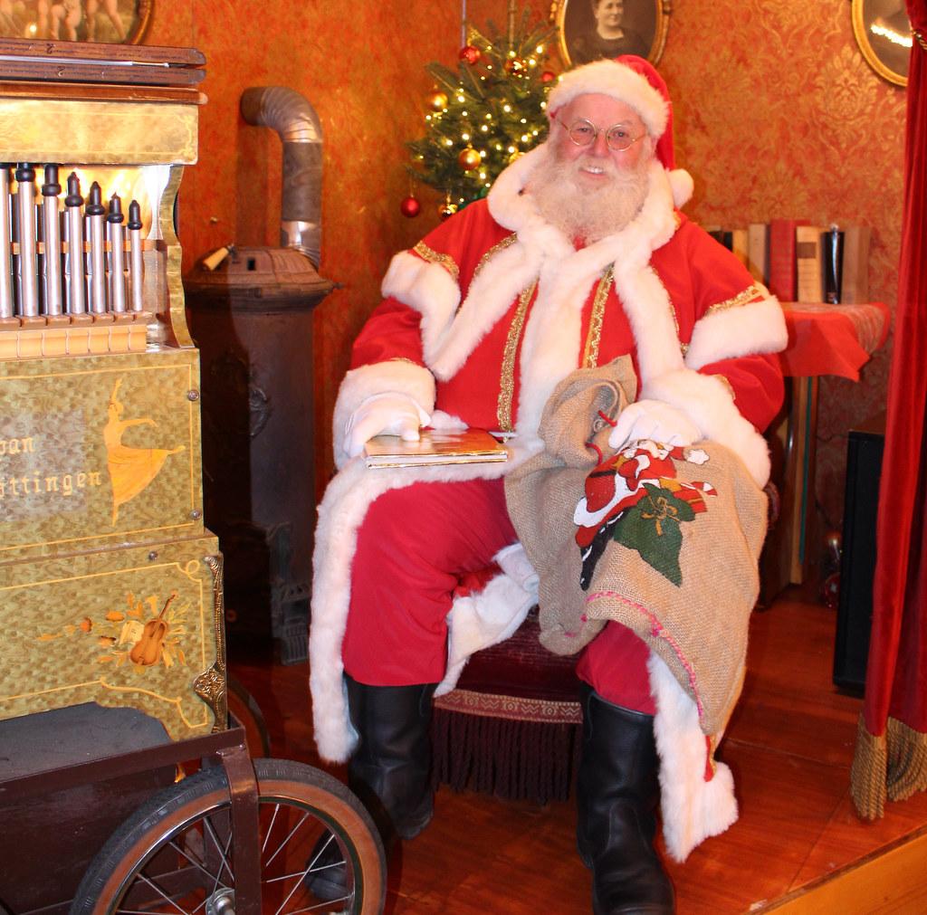 Hier wohnt der Weihnachtsmann