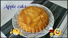 Apple Cake....😀