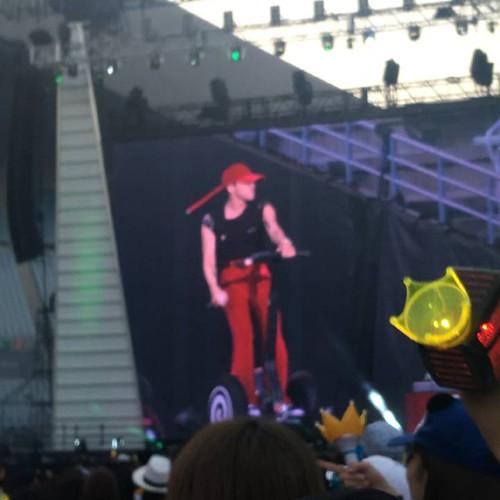 BIGBANG 10th Anniversary Concert Osaka Day 1 2016-07-29 (25)