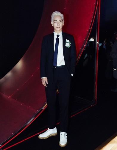 TOP - Dior Homme Fashion Show - 23jan2016 - arenakorea - 08