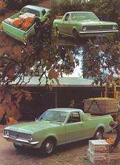 1970 Holden Ute