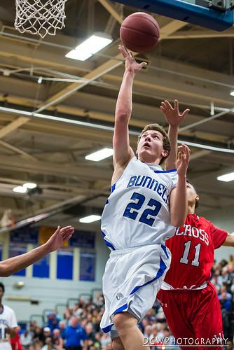 Bunnell High vs. Wilbur Cross - High School Basketball