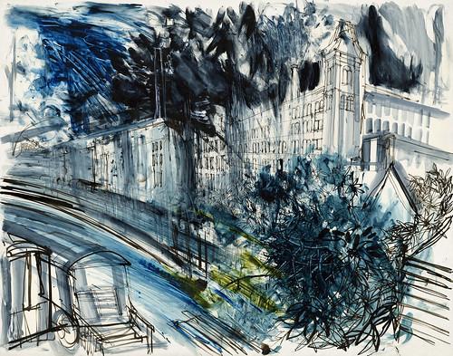 Bolton Street Scene 1950s