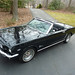 The Bailey's Crossroads Rotary Club's 30th anniversary 1965 Mustang convertible - Black Beauty