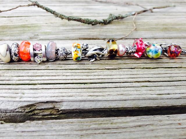 An almost spring bracelet 16334473733_6c1fee70f2_z