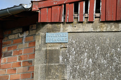 Saint-Symphorien Street Plaque - 01 - Photo of Origne