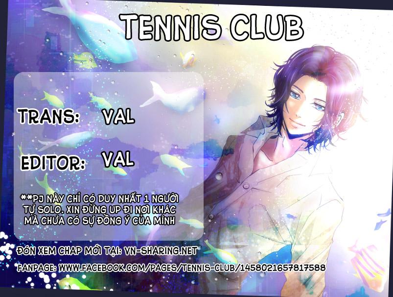 Prince of Tennis chap 192 Trang 18