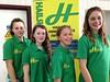 Hailsham A Junior Girls (Medley)