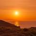 Sunset from Ramore Head Portrush