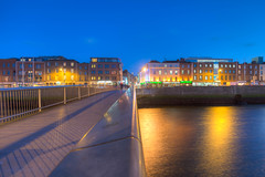 Bridge to Temple Bar
