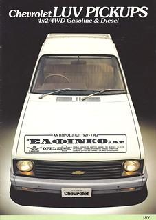 1981 Chevrolet LUV
