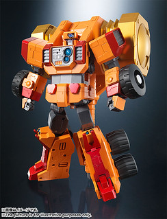 超合金魂 GX-69 《勇者王GaoGaiGar》高魯帝馬克