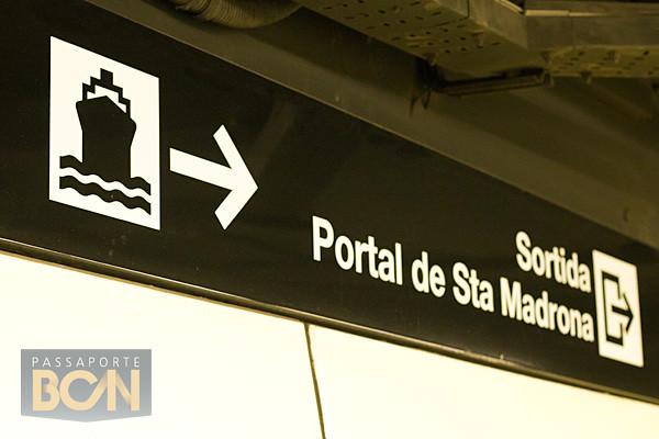 puerto metro