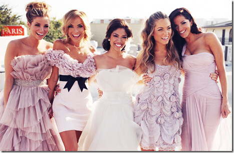 2015 bridesmaid trends