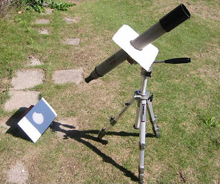 telescope-projection