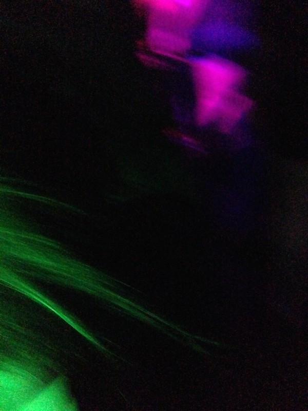 Laser Blurs