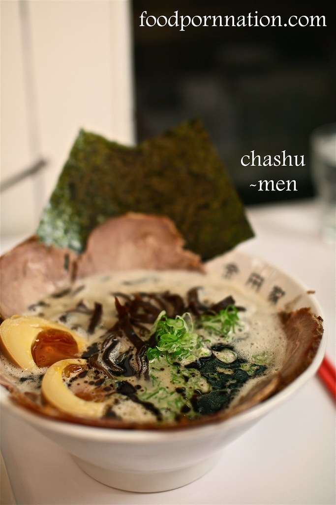 Chashu men, Kanadaya, Tottenham Court Road