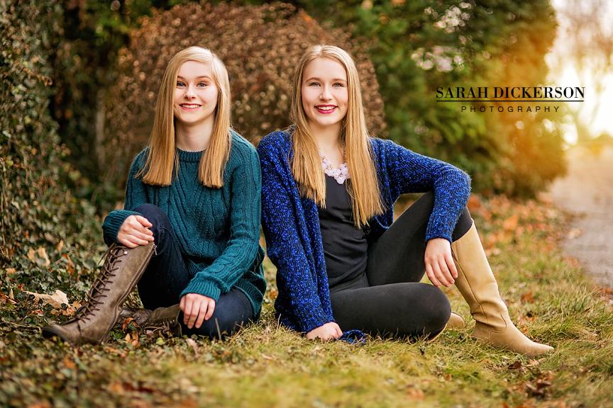 Kansas City mini session portraits