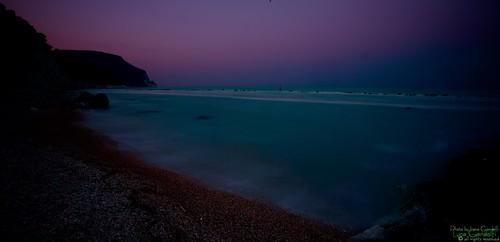 longexposure sunset sea tramonto mare conero numana longtime rivieradelconero