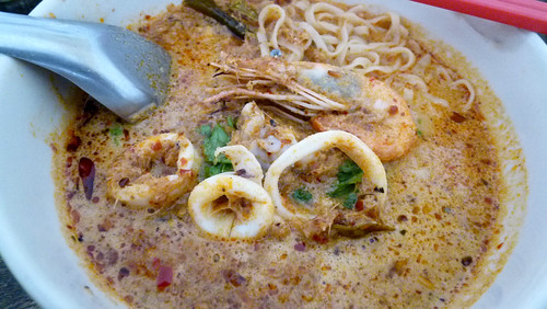 Koh Samui Tomyam Noodle