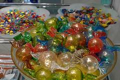 Venice - Murano glass candies