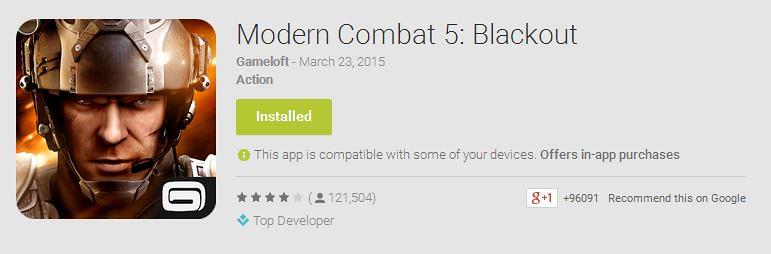 Sforum - Trang thông tin công nghệ mới nhất 16756815689_e8dafafcd6_b Nhanh tay tải về Game Modern Combat 5 đang miễn phí trên Android