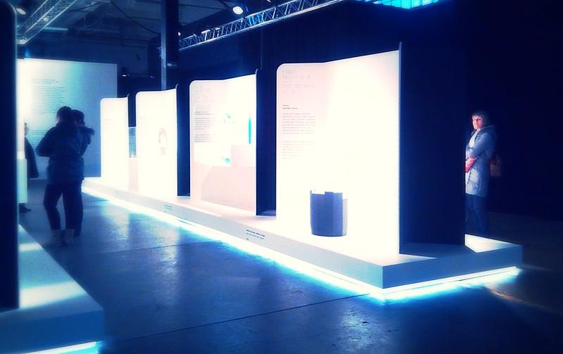Déambulation stéphanoise du 26 mars 2015 à la Biennale du design 2015