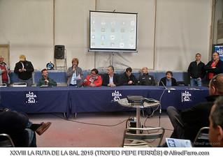 XXVIII LA RUTA DE LA SAL 2015 (TROFEO PEPE FERRÉS)
