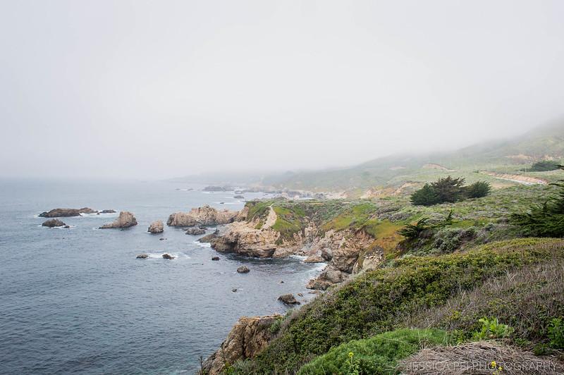 Garrapata State Park Ocean California